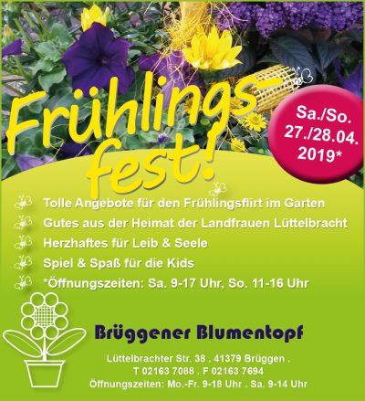 Frühlingsfest 2019